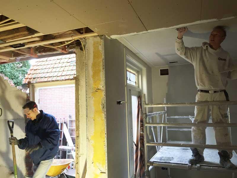 Renovatie woning Heiloo