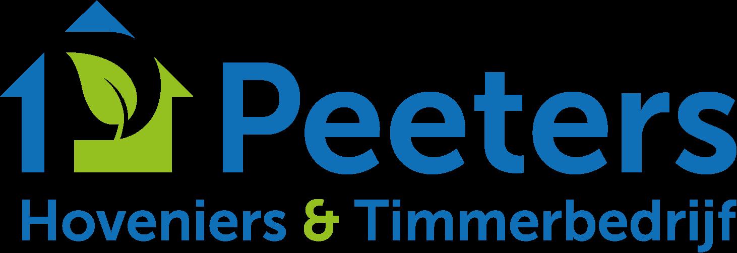 Logo Peeters Hovenier en Timmerbedrijf, regio Heiloo, IJmuiden, Castricum